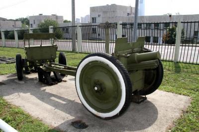 Полковая 76 Мм Пушка Образца 1927 Года - фото 10